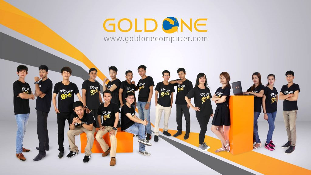 Gold One Computer