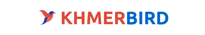 KhmerBird logo