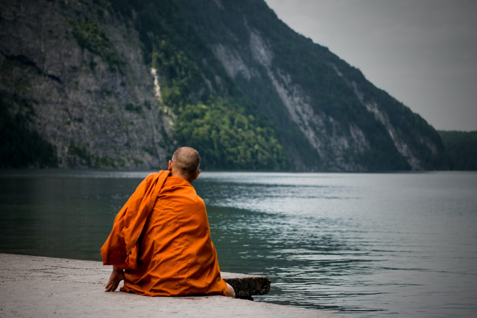 Are you a monk?